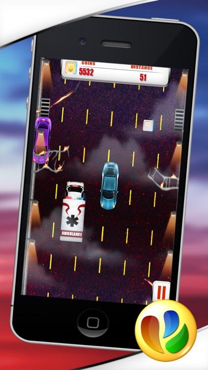 Ambulance Rescue - Free Fun Racing Game screenshot-3