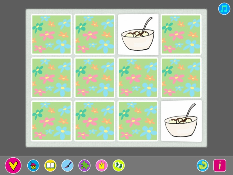 Millie & Teddy children's books - read, play and paint screenshot-4