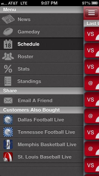 Arkansas Football Live