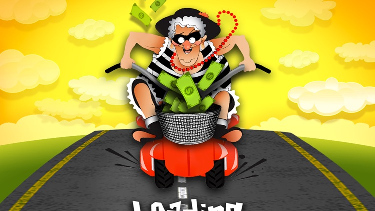 Granny Bandit Rascal Race Grand Theft Police Chase Escape - Free Game