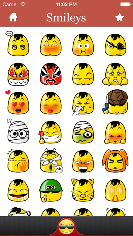 Emoji Stickers for Whatsapp