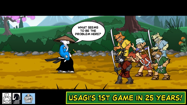 Usagi Yojimbo: Way of the Ronin - FREE