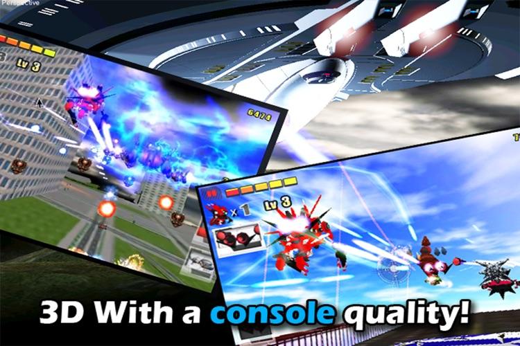 Battle3D 2: Iron Punch