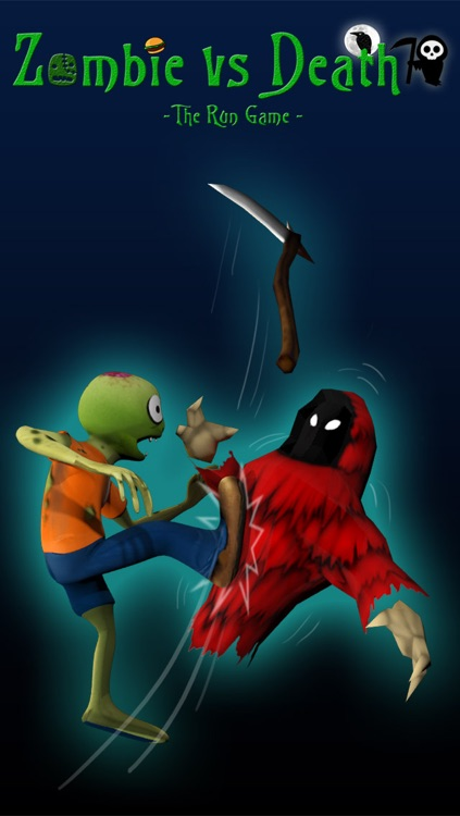 Zombie vs Death: The Run Game screenshot-3