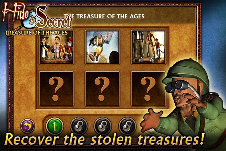 Hide & Secret: Treasure of the Ages screenshot-3