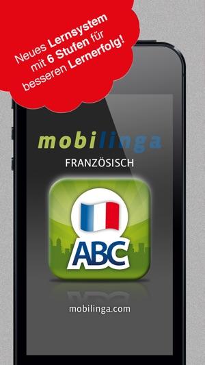Französisch Vokabeltrainer mit 6 Stufen Lernsystem mit  5000 Vokabeln Screenshot
