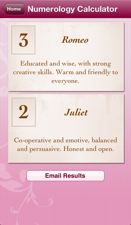 Romance Calculator Free screenshot-3