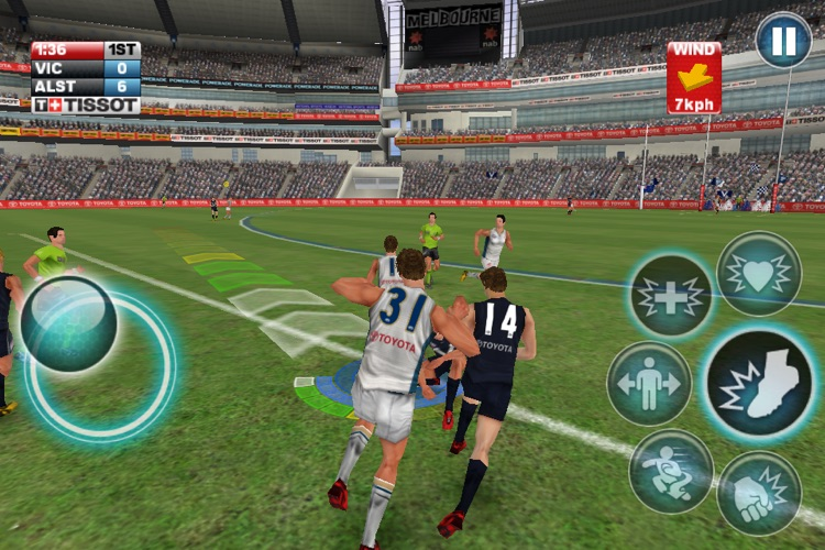 AFL: Quick Match