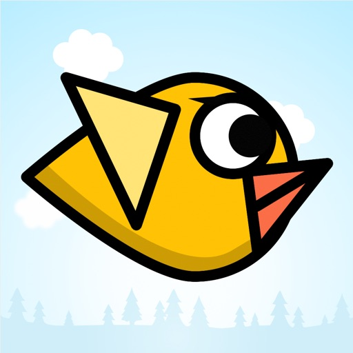 Bouncy Wings - A Real Bird Flying Adventure! icon