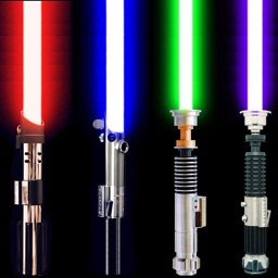 Lightsaber Builder HD for iPad