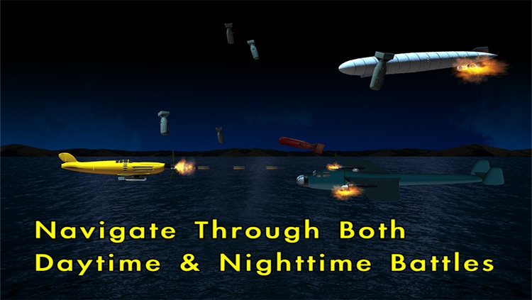 World War Airplane Battle screenshot-3
