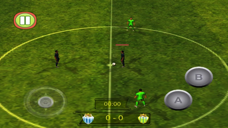 Football Soccer Real Game 2014 HD Free