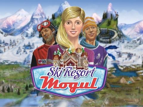 Игра Ski Resort Mogul HD