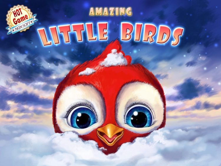 Amazing Little Birds HD
