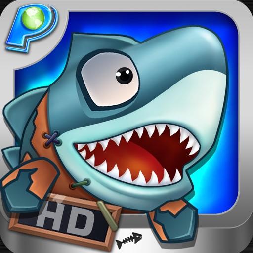 Crazy zombie fish HD
