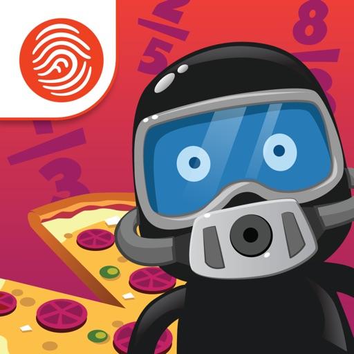 Pizza Party: Math - A Fingerprint Network App