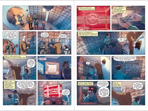 Artemis Fowl The Opal Deception Graphic Novel By Eoin Colfer On