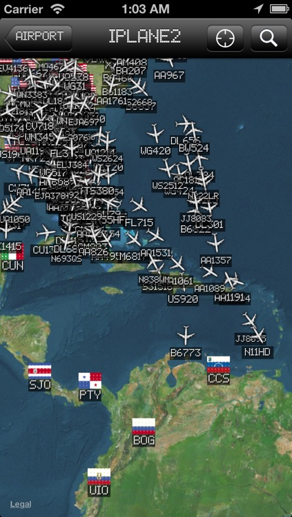 Chicago IL Airport - iPlane2 Flight Information screenshot-4