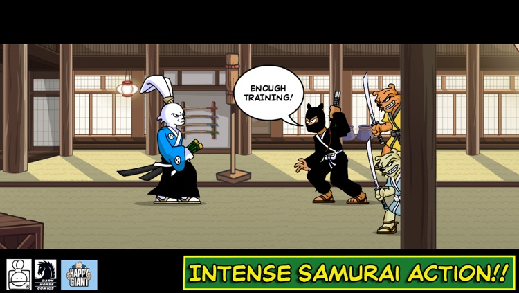 Usagi Yojimbo: Way of the Ronin screenshot-3
