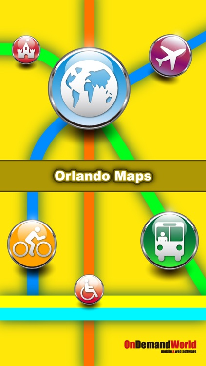 Orlando Maps - Download City Maps and Tourist Guides.