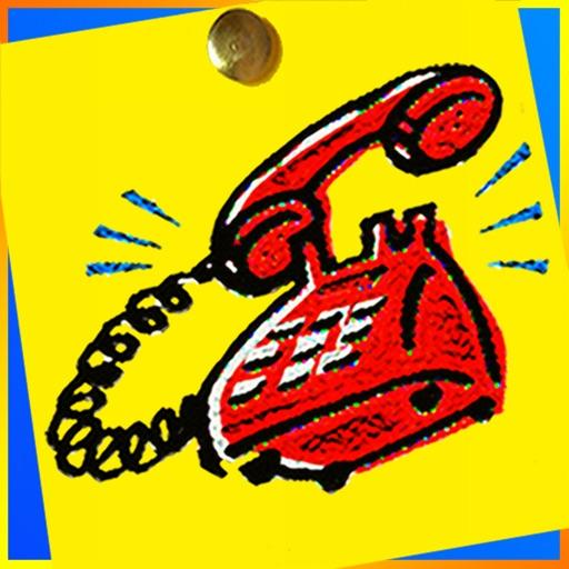 Paper Telephone