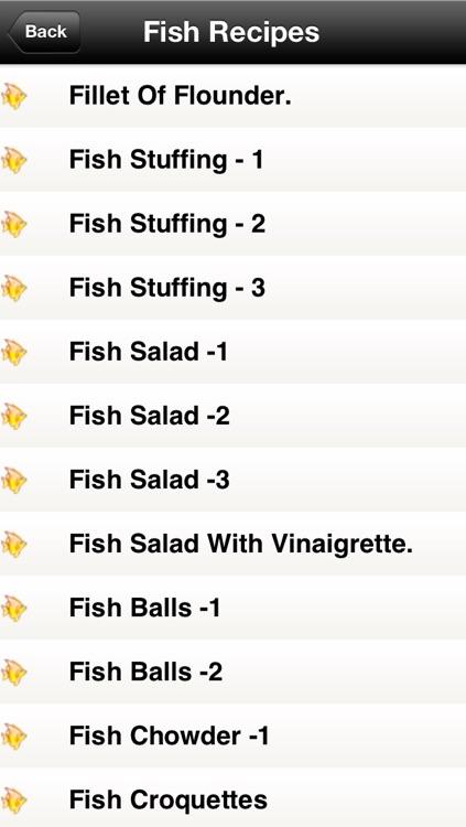 150+ Fish Recipes screenshot-3