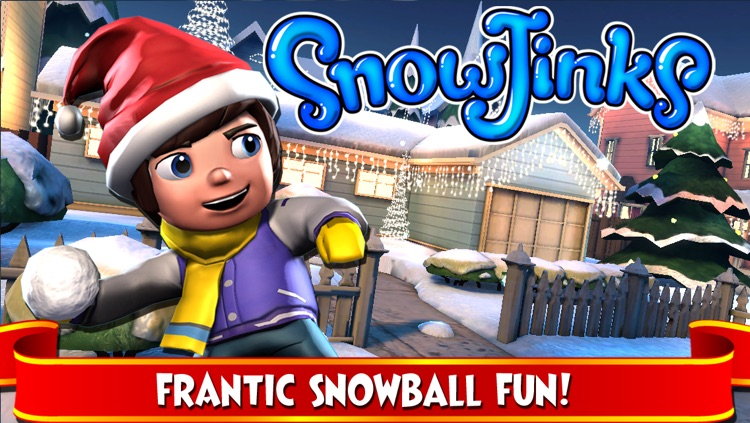 SnowJinks screenshot-0