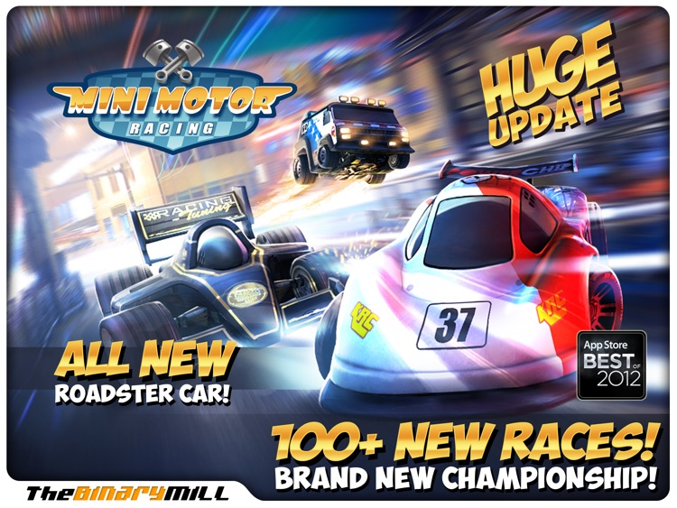 Mini Motor Racing HD