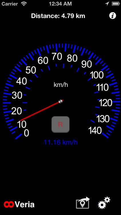 Speed Meter screenshot-3