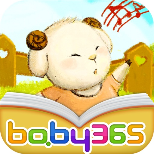 Little Sheep That Loves to Sing -baby365