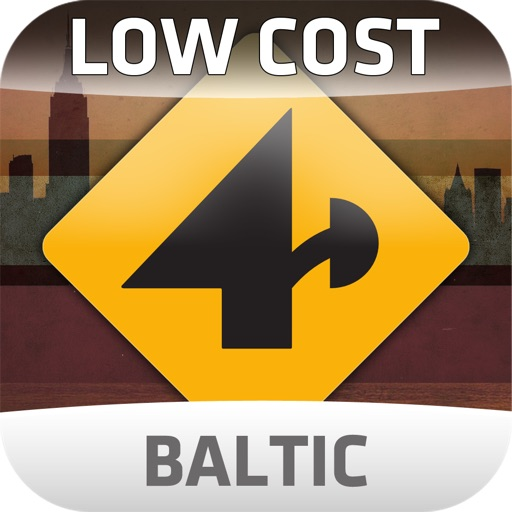 Nav4D Baltic @ LOW COST icon