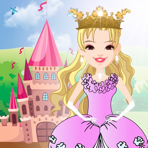 Princess Dress-Up HD Lite