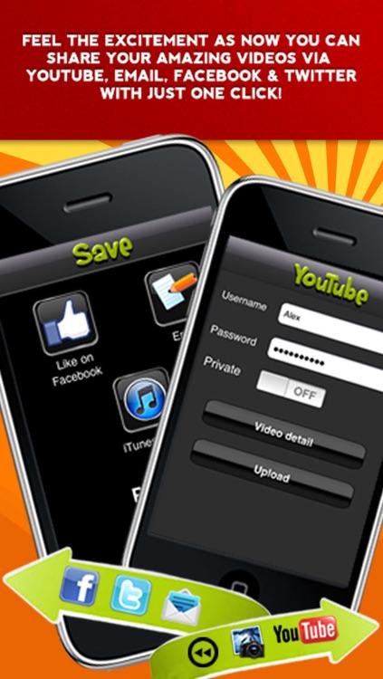 FotoSlides- Convert photos to video slideshow screenshot-4