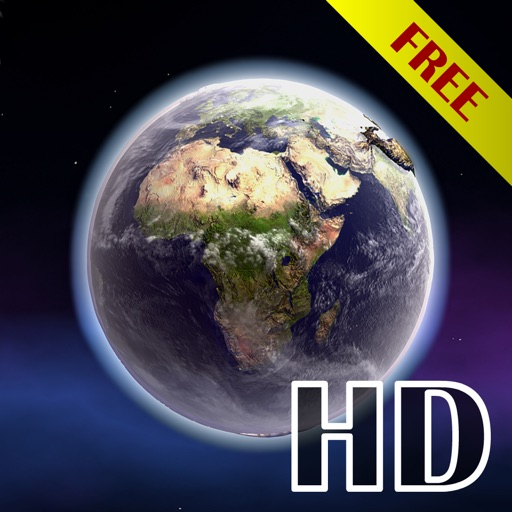 Science - Macrocosm 3D HD Free: Solar system, planets, stars and galaxies
