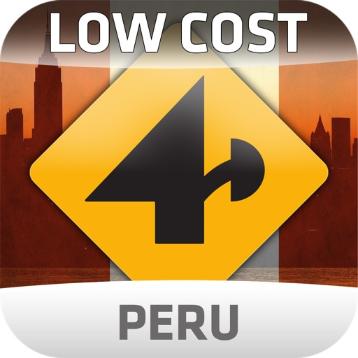 Nav4D Peru @ LOW COST icon