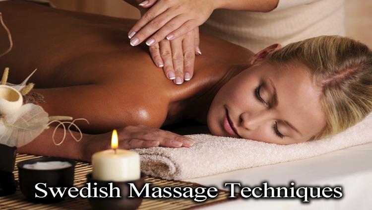 Swedish Massage Techniques
