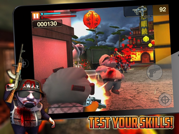 Gangster Granny 2: Madness HD screenshot-4