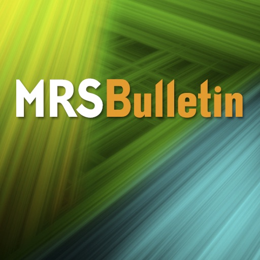 MRS Bulletin icon