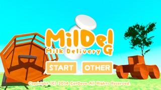 MilDel-G -3Dの簡単な箱をゲットする車のゲーム-紹介画像1