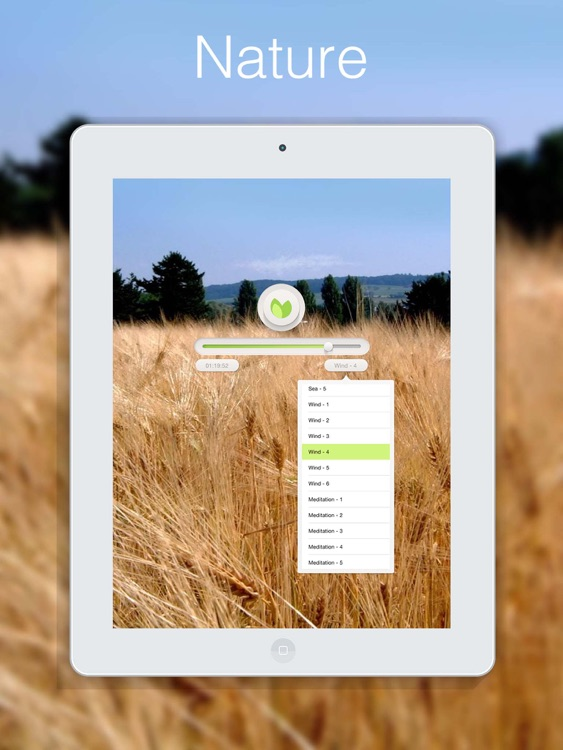 Natr HD - Nature Sounds for Sleep, Meditation, Yoga and Relaxation screenshot-3