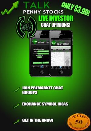 Talk Penny Stocks On The App Store