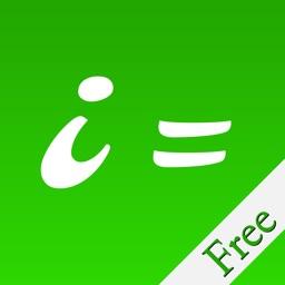 iEquals Free Formula Solver