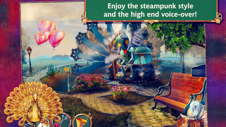 Snark Busters: High Society screenshot-4