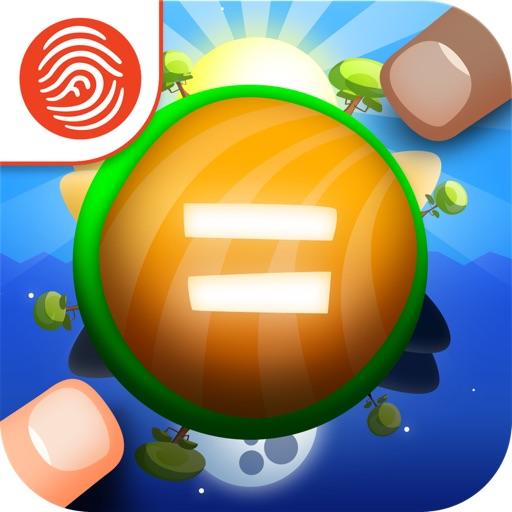Equator Free: Collaborative Math - A Fingerprint Network App