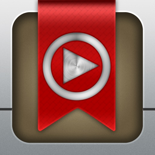 Instant Bookmark Player - Audio Book & Podcast Player icon