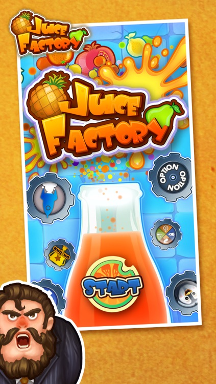 Juice Factory - a Free Color Matching and Sorting Game