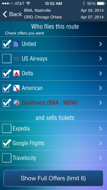 Nashville Airport + Flight Tracker Premium screenshot-3