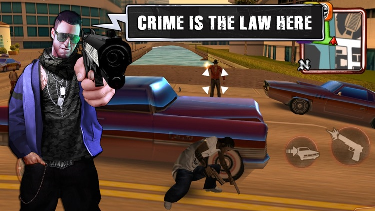 Urban Crime screenshot-3
