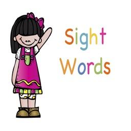 Sight Words and Handwriting Helper