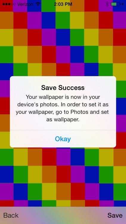 Gay Pride Wallpaper! LGBT Lesbian Gay Bisexual Transgender screenshot-4